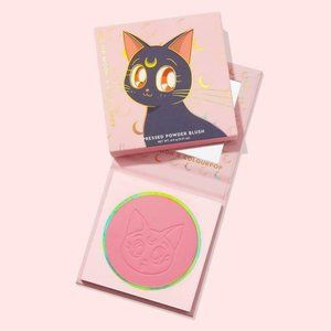 NEW Sailor Moon X ColourPop Pressed Powder Blush